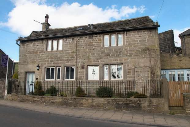 2 Bedrooms Detached House for sale in 47 Keighley Road Pecket Well Hebden Bridge