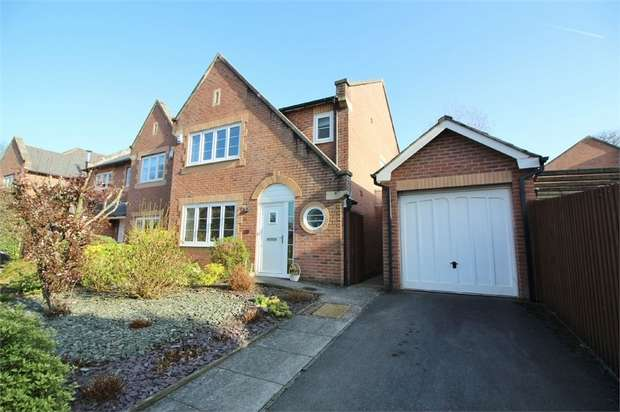 3 Bedrooms Detached House for sale in Chestnut Drive, ABERGAVENNY, Monmouthshire