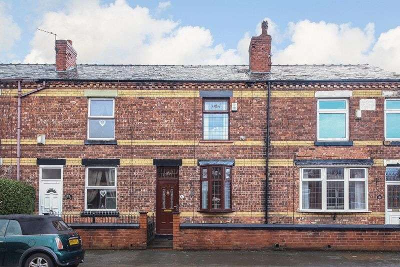 2 Bedrooms Terraced House for sale in Manley Street, Ince