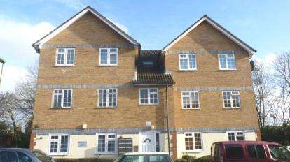 1 Bedroom Flat for sale in Blackcap Court, 8 Eagle Drive, London