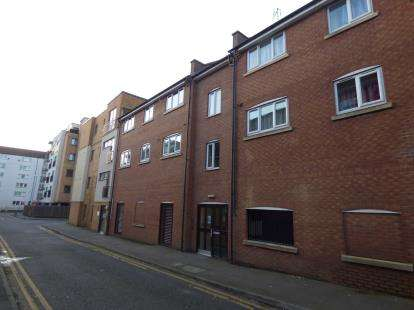 2 Bedrooms Flat for sale in Cromwell House, Regent Street, Northampton, Northamptonshire