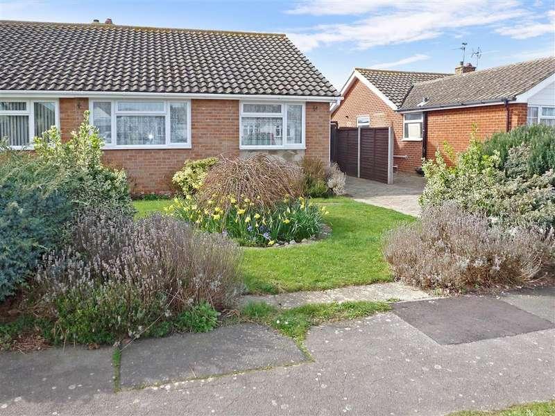 2 Bedrooms Semi Detached Bungalow for sale in Kings Drive, Bognor Regis, West Sussex