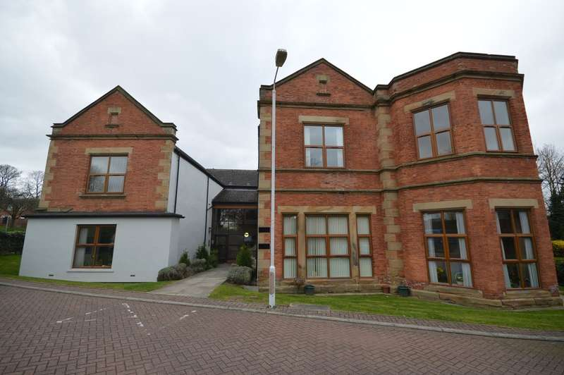 2 Bedrooms Flat for sale in Sandal Hall Mews, Wakefield