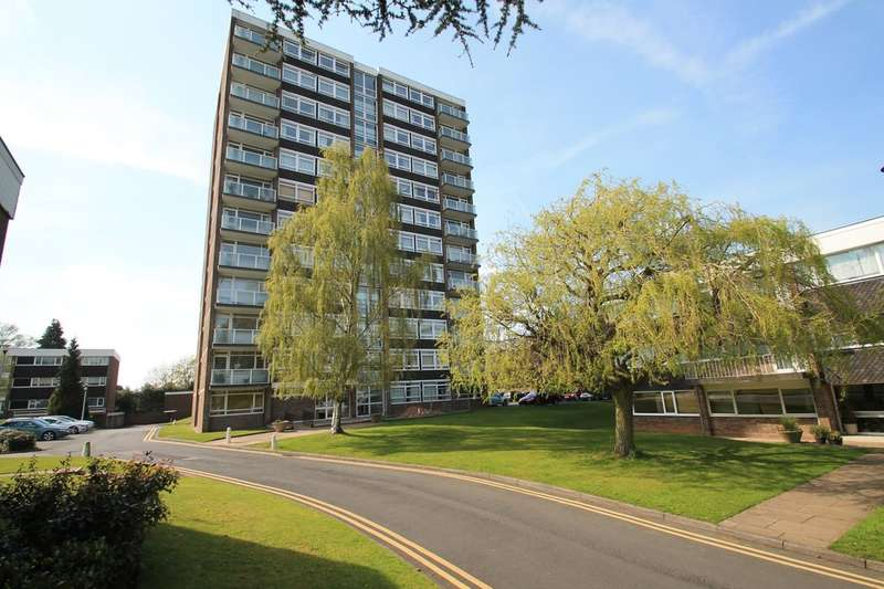 2 Bedrooms Flat for sale in High Point, Edgbaston, B15 3RT