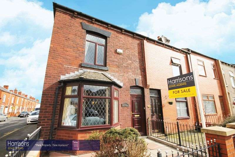 3 Bedrooms Terraced House for sale in Morris Green Lane, Morris Green, Bolton, Lancashire.