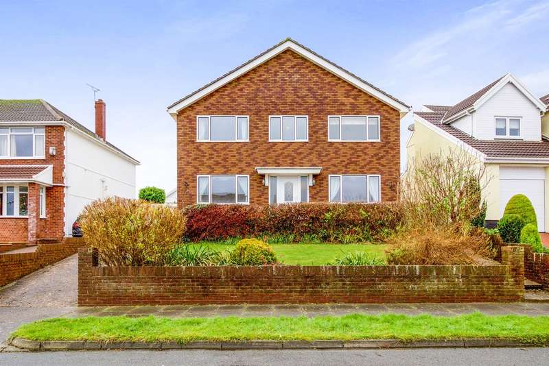 4 Bedrooms Detached House for sale in De Turberville Close, Porthcawl