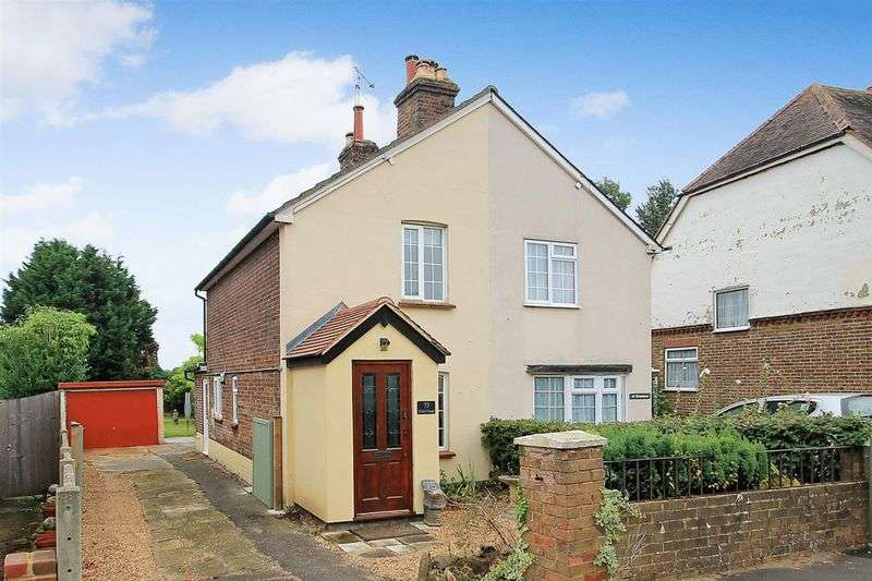 2 Bedrooms Semi Detached House for sale in Send