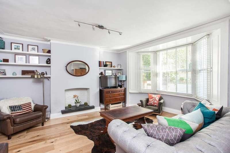 1 Bedroom Flat for sale in Oxford Road North, Gunnersbury, W4