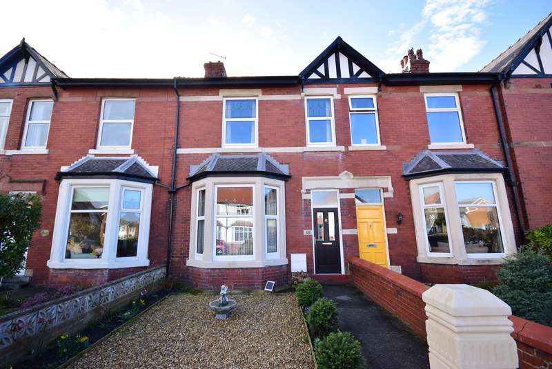 4 Bedrooms Terraced House for sale in Clarendon Road, Lytham St Annes, FY8