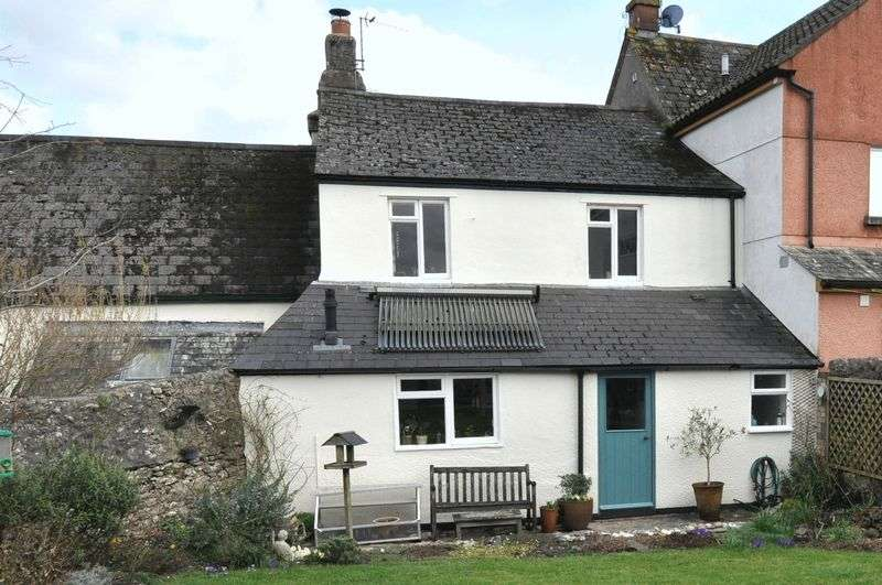 3 Bedrooms Cottage House for sale in Croft Road, Ipplepen