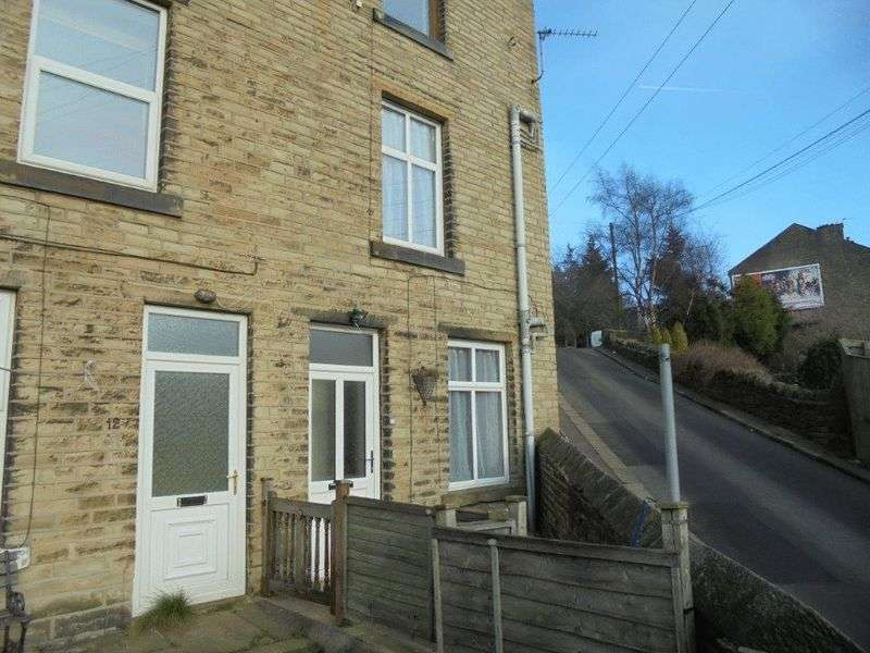1 Bedroom Terraced House for sale in Lane Ends Terrace, Halifax