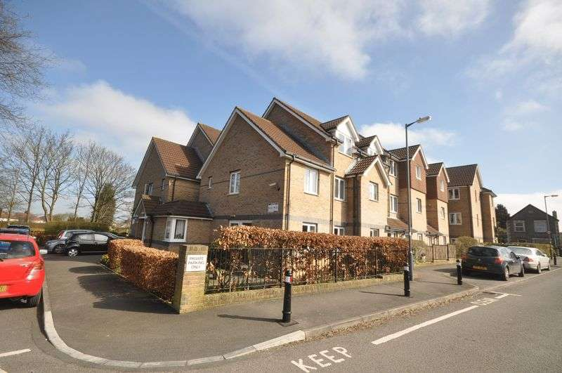 1 Bedroom Retirement Property for sale in Britannia Court Downend