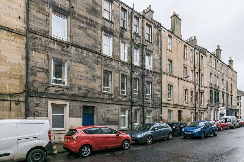 1 Bedroom Flat for sale in PF1, 34 Buchanan Street, Leith, Edinburgh, EH6 8RE