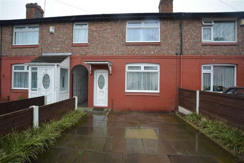 2 Bedrooms Terraced House for sale in Chatsworth Road, STRETFORD