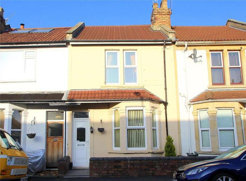 3 Bedrooms Terraced House for sale in Carrington Road, Ashton, Bristol, BS3