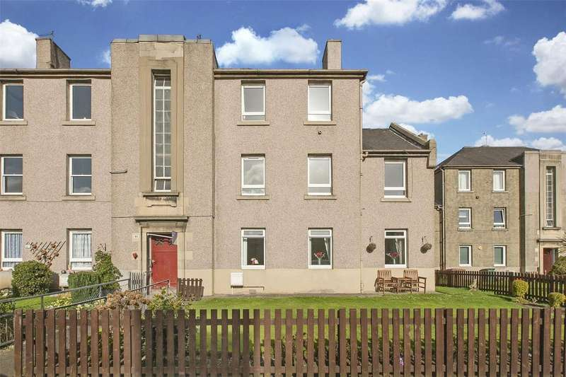 2 Bedrooms Flat for sale in 95/2 Whitson Road, Edinburgh, EH11