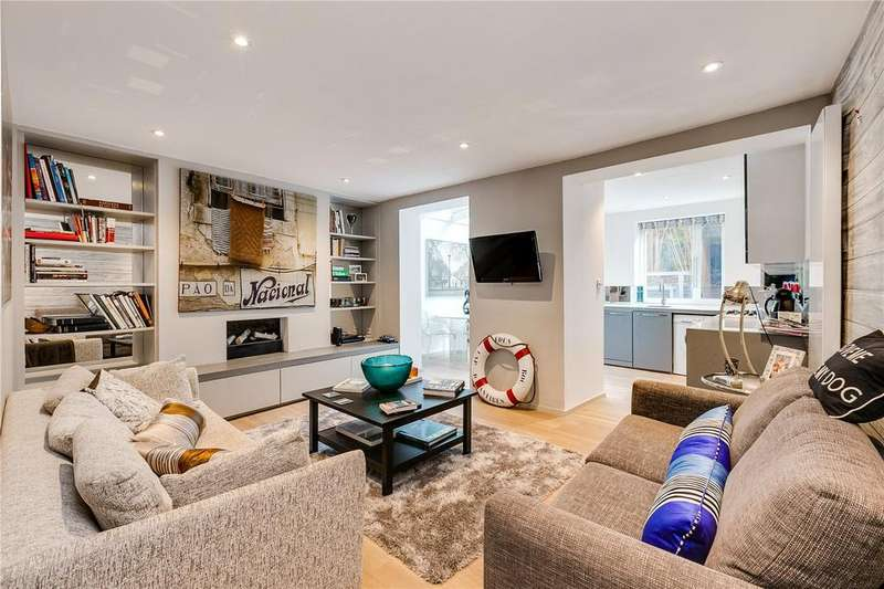 1 Bedroom Flat for sale in Cornwall Crescent, Notting Hill, London
