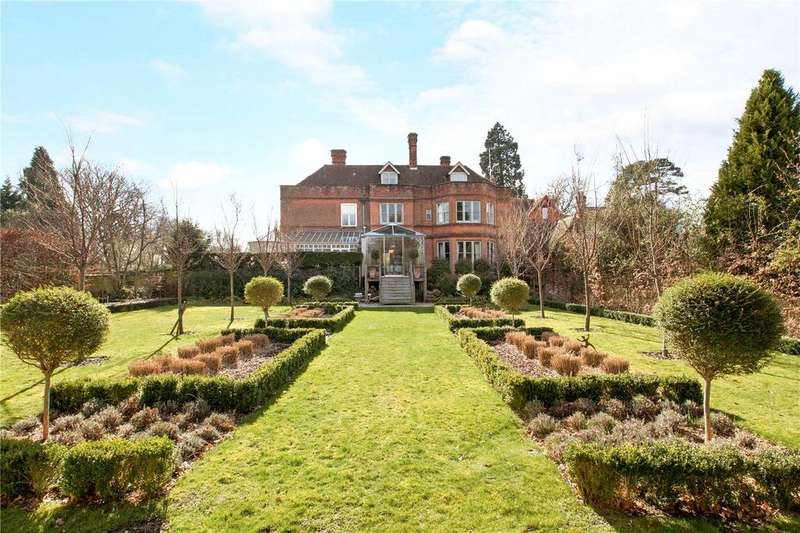 4 Bedrooms Unique Property for sale in Deanwood House, Stockcross, Newbury, Berkshire, RG20