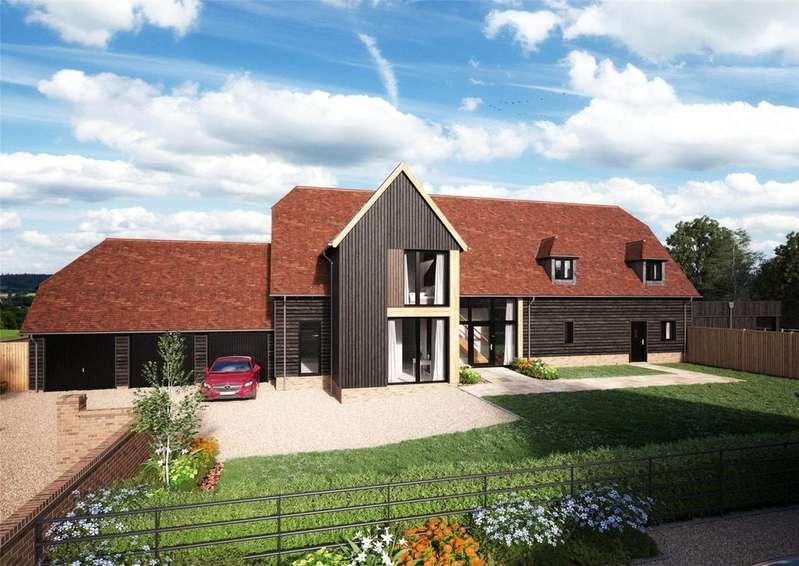5 Bedrooms Detached House for sale in The Paddocks, Dropshort Farm, Childrey, Wantage, Oxfordshire, OX12