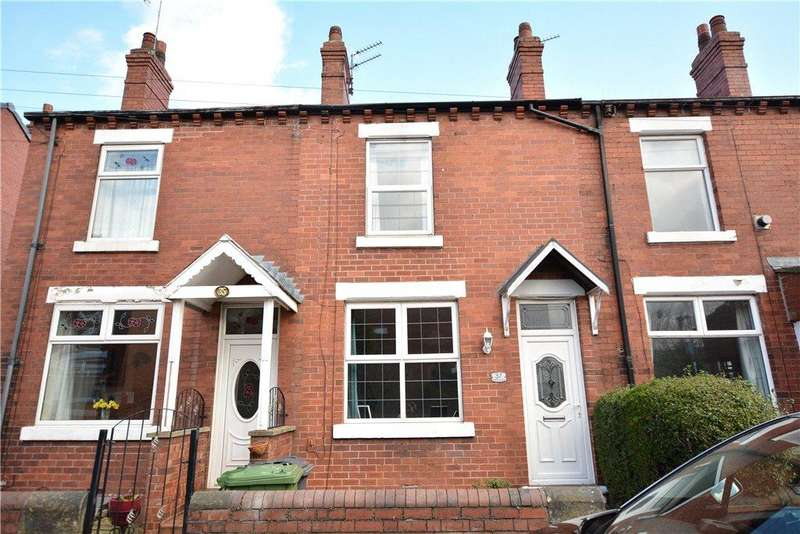 4 Bedrooms Terraced House for sale in Middleton Avenue, Rothwell, Leeds, West Yorkshire