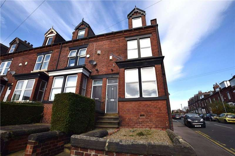 6 Bedrooms Terraced House for sale in Ash Road, Headingley, Leeds