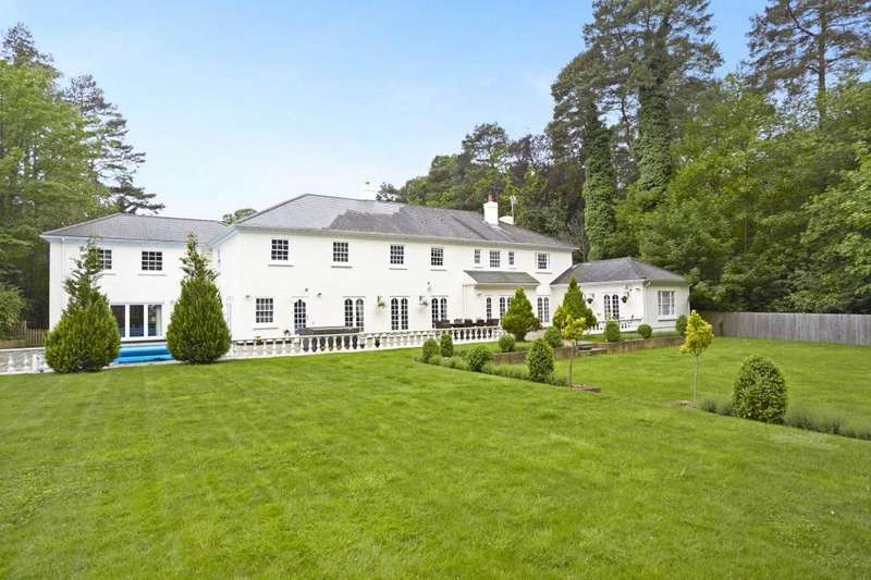 7 Bedrooms Detached House for sale in The Covert, Ascot, Berkshire, SL5