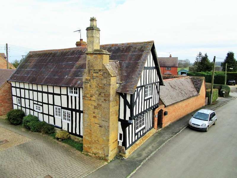 4 Bedrooms Detached House for sale in Gable Cottage, Lower Quinton