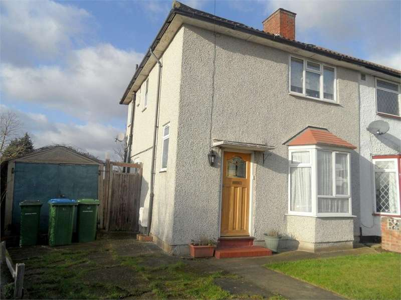 2 Bedrooms Semi Detached House for sale in Appleton Road, Eltham, London