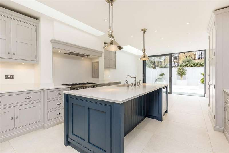 5 Bedrooms Terraced House for sale in Beltran Road, London