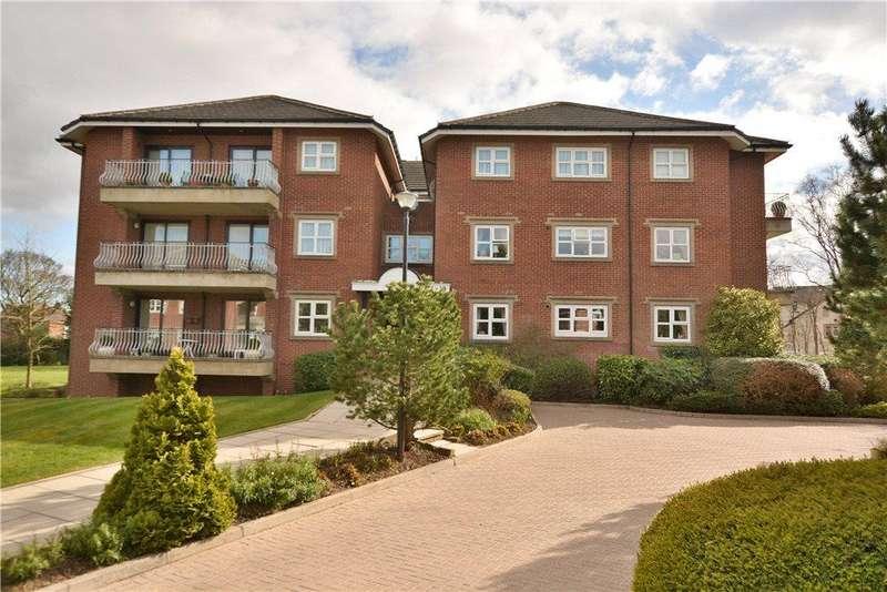 2 Bedrooms Apartment Flat for sale in The Moorings, Harrogate Road, Leeds