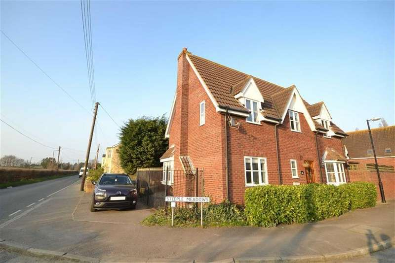 4 Bedrooms Detached House for sale in Steeple Meadows, Southminster, Essex