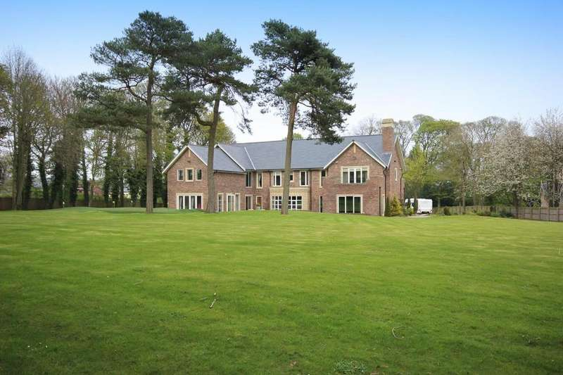 5 Bedrooms Detached House for sale in Stockton Road, Castle Eden