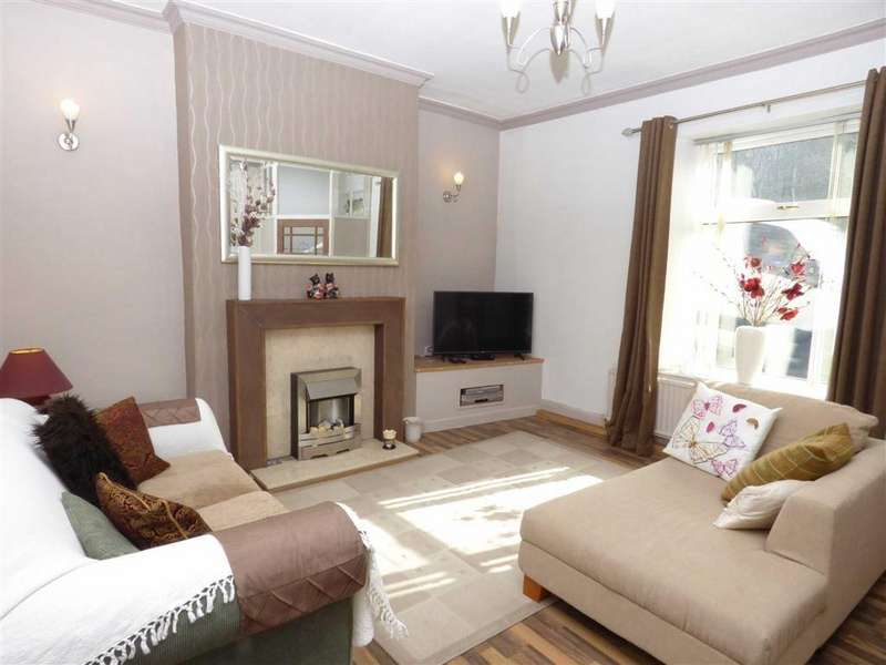 2 Bedrooms Terraced House for sale in Shawclough Road, Waterfoot, Rossendale, Lancashire, BB4