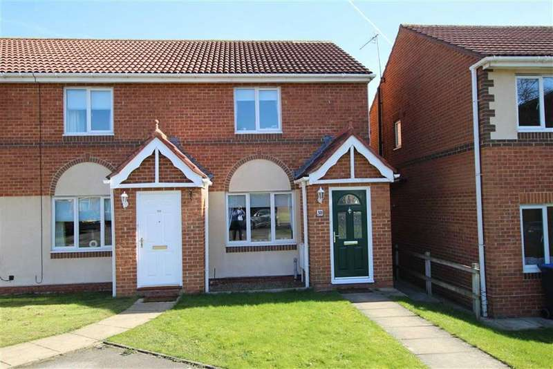 2 Bedrooms Semi Detached House for sale in Hareson Road, Newton Aycliffe, County Durham