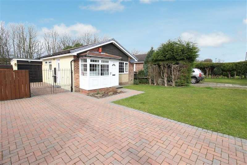 3 Bedrooms Detached Bungalow for sale in The Paddock, Newcastle Upon Tyne