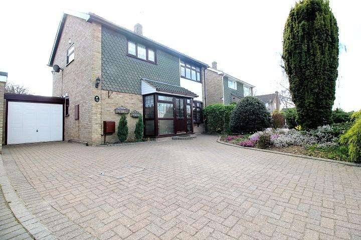 3 Bedrooms Detached House for sale in Old Forge Road, Layer-De-La-Haye, Colchester, Essex, CO2