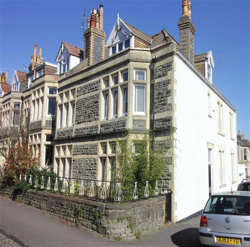 6 Bedrooms End Of Terrace House for sale in Harcourt Road, Redland, Bristol