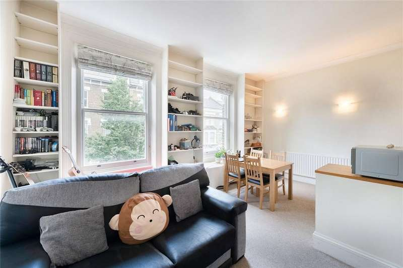 1 Bedroom Flat for sale in Gratton Road, Brook Green, London, W14
