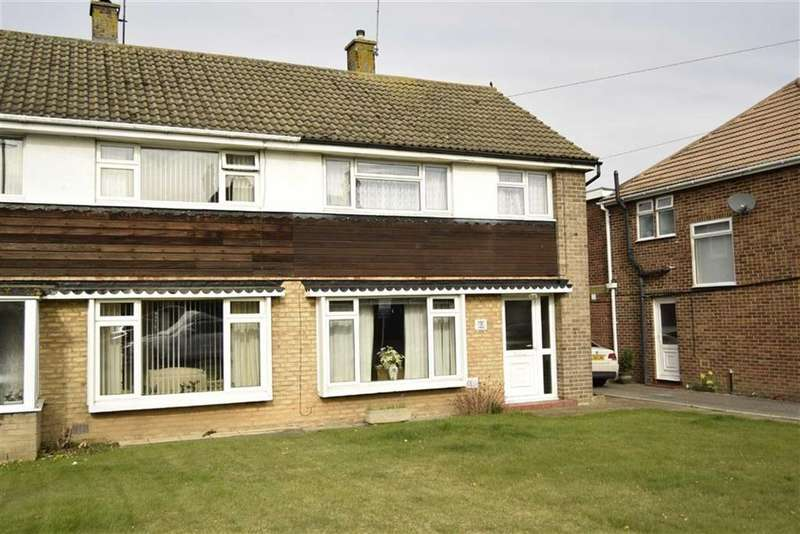 3 Bedrooms Semi Detached House for sale in Mierscourt Road, Rainham, Kent, ME8