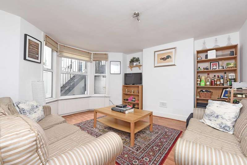 2 Bedrooms Flat for sale in Harbut Road, SW11