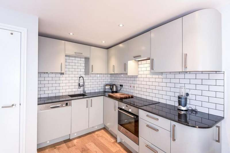 2 Bedrooms Flat for sale in King Street, Hammersmith, W6