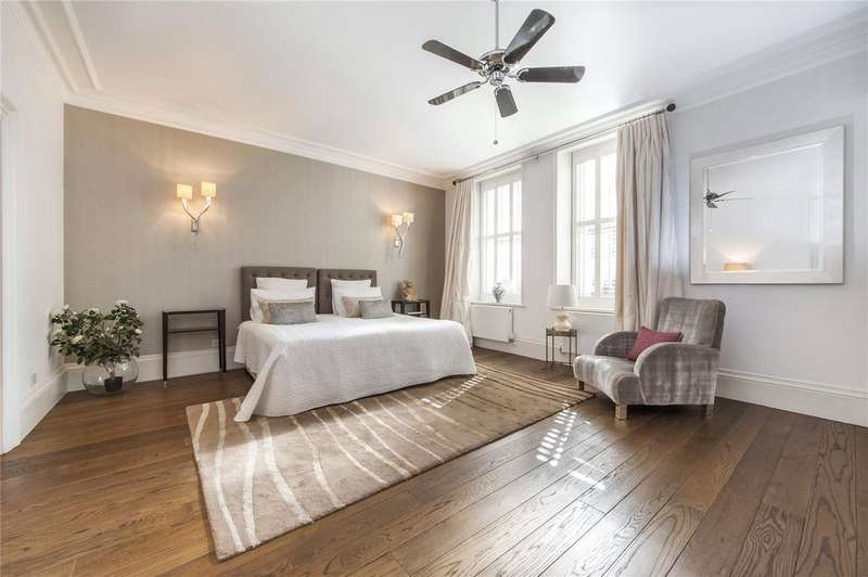 3 Bedrooms Flat for sale in Cumberland Mansions, George Street, Marylebone, London