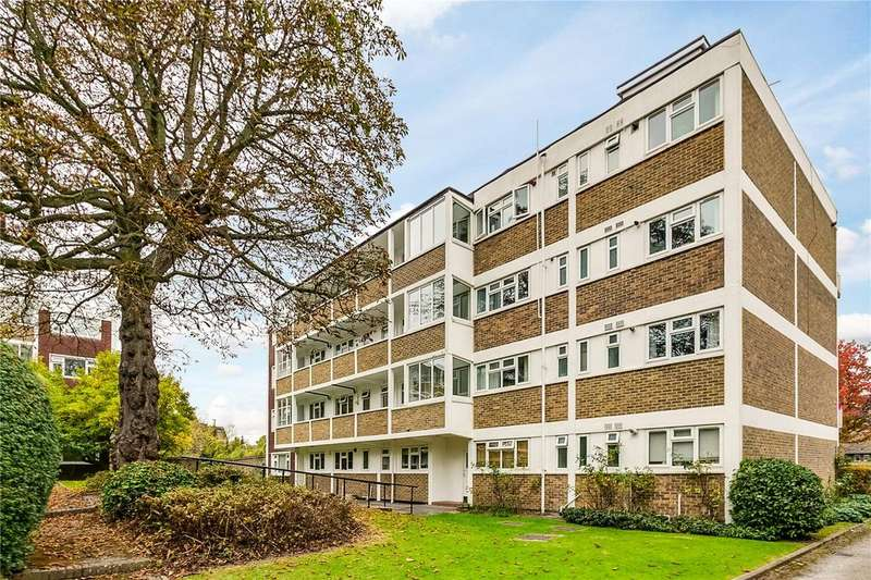 2 Bedrooms Flat for sale in Chalford Court, 45-47 Putney Hill, London