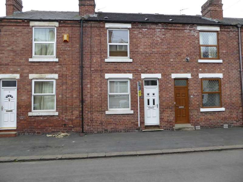 2 Bedrooms Terraced House for sale in Burkill Street, Wakefield