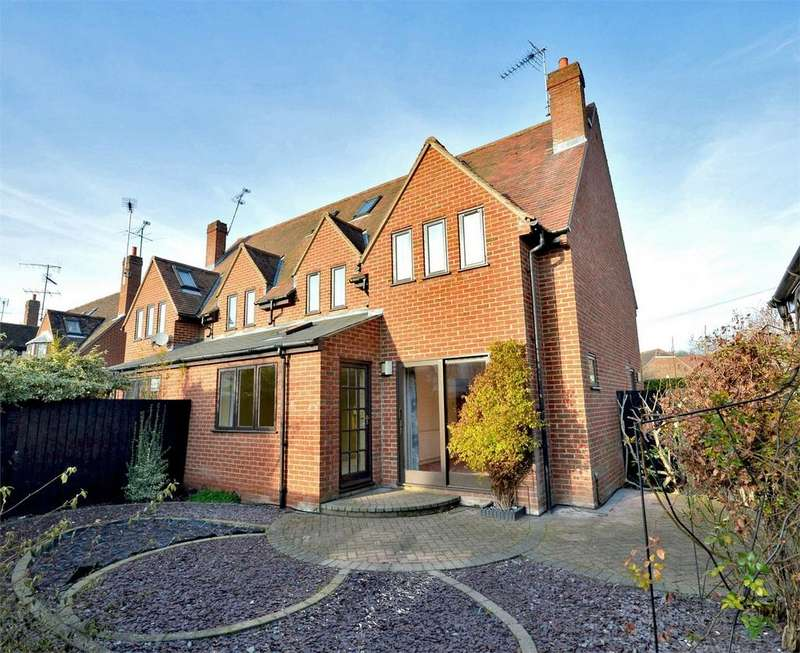 3 Bedrooms Semi Detached House for sale in 11 South Street, Great Chesterford, Nr Saffron Walden