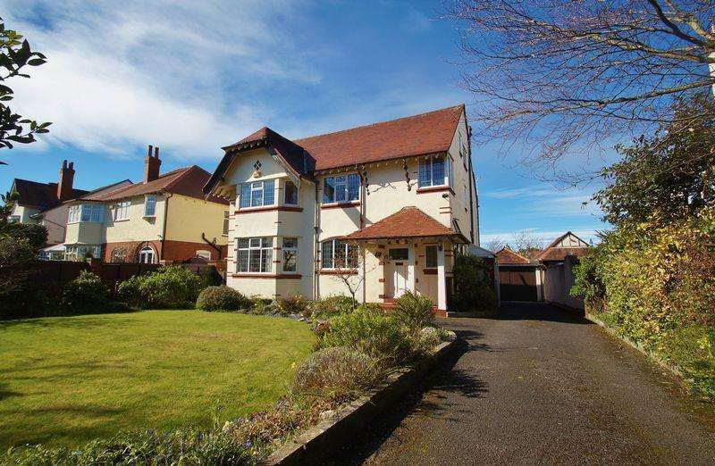 5 Bedrooms Detached House for sale in Brocklebank Road, Churchtown