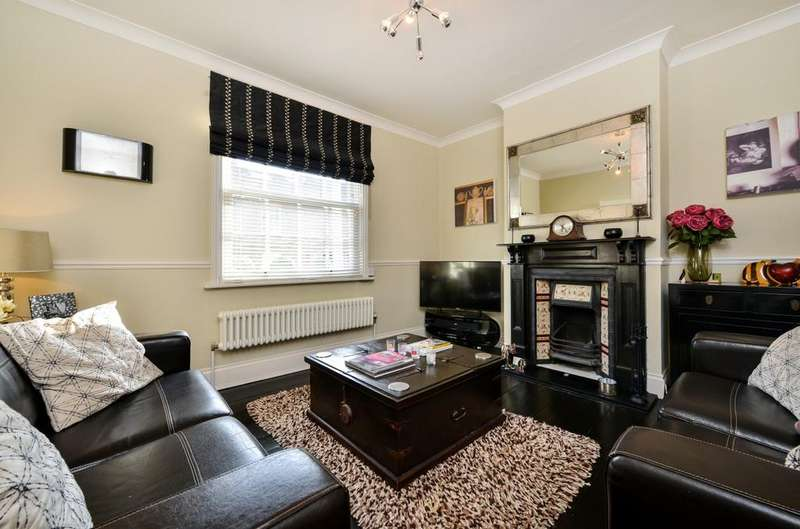 2 Bedrooms End Of Terrace House for sale in Albany Road Chislehurst BR7