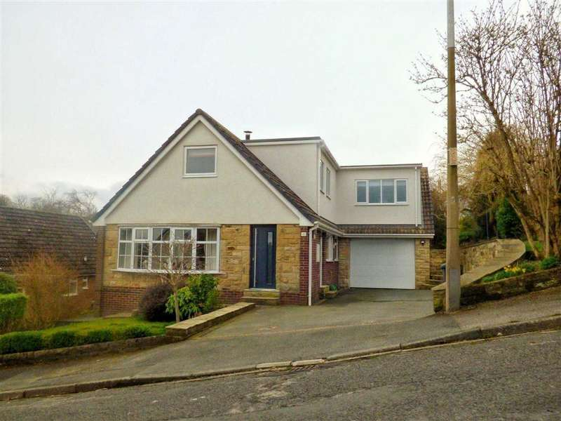 4 Bedrooms Detached House for sale in St Marys Crescent, Netherthong, HOLMFIRTH, West Yorkshire, HD9