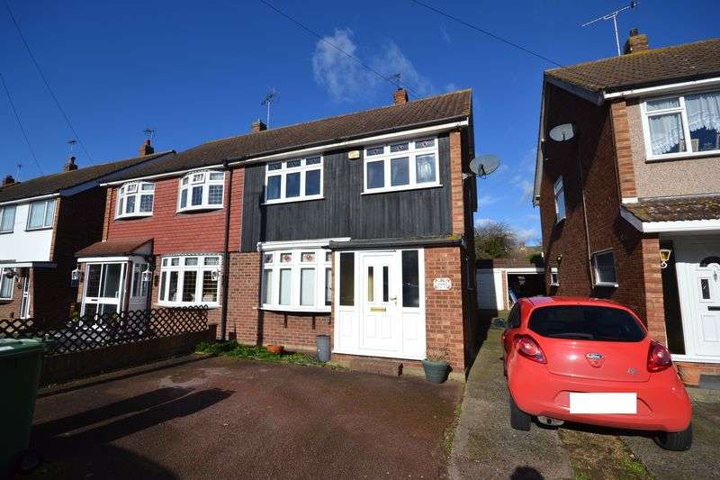 4 Bedrooms Semi Detached House for sale in Balstonia Drive, Stanford-Le-Hope