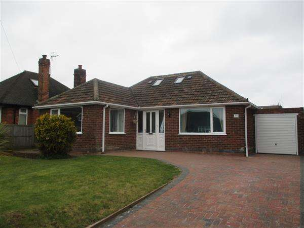 3 Bedrooms Detached Bungalow for sale in Queens Drive, Nuthall, Nottingham